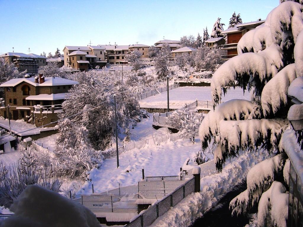 Neve a Ciglioine